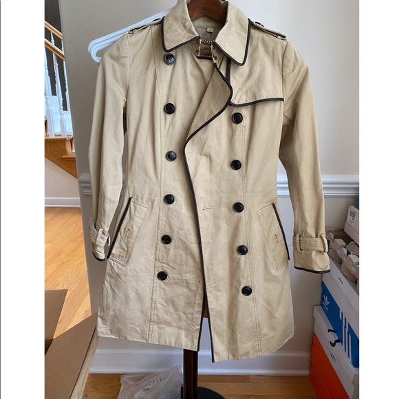 Burberry trench jacket
